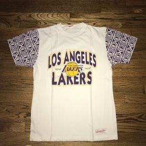 Los Angeles Lakers Mitchell & ness shirt medium